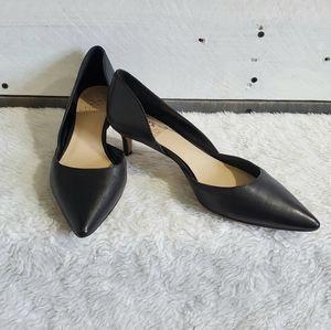 Vince Camuto Jornyna D'Orsay heel pumps